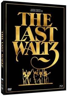 The Band: The Last Waltz (OmU) (Mediabook), 1 Blu-ray Disc und 1 DVD