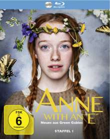 Anne with an E Staffel 1 (Blu-ray), 2 Blu-ray Discs
