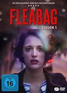 Fleabag Staffel 1, 2 DVDs