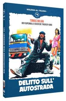 Das Schlitzohr vom Highway 101 (Blu-ray & DVD im Mediabook), 1 Blu-ray Disc und 1 DVD