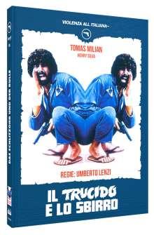 Das Schlitzohr und der Bulle (Blu-ray & DVD im Mediabook), 1 Blu-ray Disc und 1 DVD