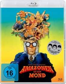 Amazonen auf dem Mond (Blu-ray), Blu-ray Disc