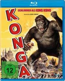 KONGA (Blu-ray), Blu-ray Disc