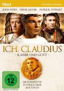 Ich, Claudius - Kaiser und Gott (Komplette Serie), 4 DVDs