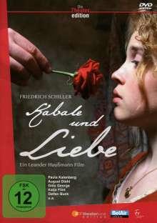 Kabale und Liebe, DVD