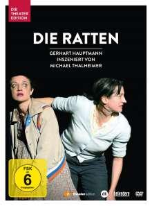 Die Ratten (2008), DVD