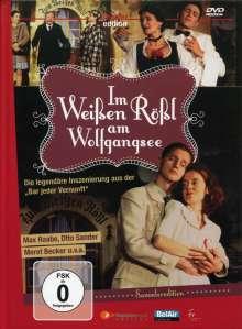 Ralph Benatzky (1884-1957): Im weissen Rössl am Wolfgangsee, DVD