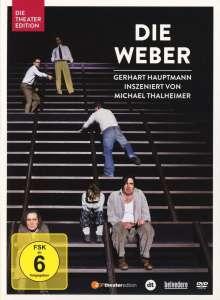 Gerhart Hauptmann: Die Weber, DVD
