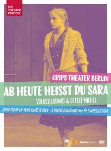 Ab heute heisst du Sara - 33 Bilder aus dem Leben einer Berlinerin, GRIPS Theater Berlin, DVD