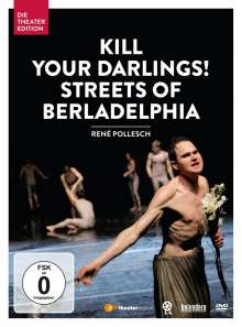Kill Your Darlings! - Streets Of Berladelphia, DVD