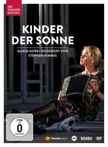 Kinder der Sonne, DVD