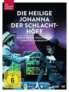 Die heilige Johanna der Schlachthöfe, DVD