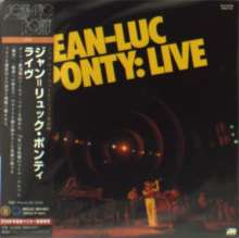Jean-Luc Ponty (geb. 1942): Live (Papersleeve), CD