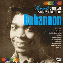 Hamilton Bohannon: Brunswick Complete Single Collection (Remaster), CD
