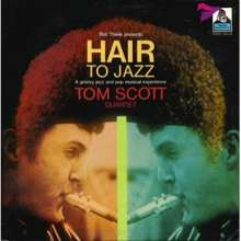 Tom Scott (geb. 1948): Hair To Jazz, CD
