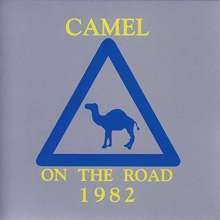 Camel: On The Road 1982 (SHM-CD) (Papersleeve), CD