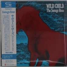 The Savage Rose: Wild Child (SHM-CD), CD
