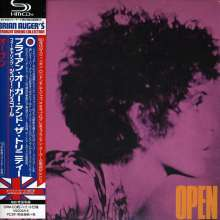 Julie Driscoll, Brian Auger & The Trinity: Open +8 (SHM-CD) (Papersleeve), CD