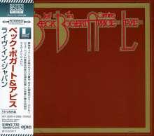 Beck, Bogert & Appice: Live (Blu-Spec CD 2), 2 CDs