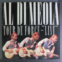 Al Di Meola (geb. 1954): Tour De Force: Live, CD