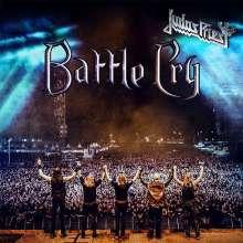 Judas Priest: Battle Cry: Live 2015 (Blu-Spec CD2 + DVD), 1 CD und 1 DVD