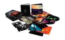 David Gilmour: Live At Pompeii (2 Blu-Spec CD2 + 2 Blu-ray), 2 CDs und 2 Blu-ray Discs