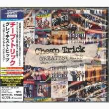 Cheap Trick: Greatest Hits: Japanese Single Collection (BLU-SPEC CD2 + DVD), 1 CD und 1 DVD