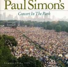Paul Simon (geb. 1941): Paul Simon's Concert In The Park (2 Blu-Spec CD2), 2 CDs