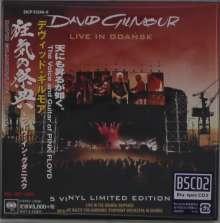 David Gilmour: Live In Gdansk (Blu-Spec CD2) (Stülpdeckelbox), 2 CDs