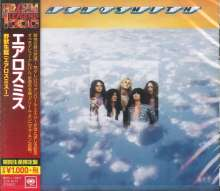 Aerosmith: Aerosmith, CD