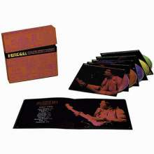 Jimi Hendrix: Songs For Groovy Children: The Fillmore East Concerts, 5 CDs