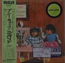 Harry Nilsson: Pussy Cats (45th Anniversary Edition) (Blu-Spec CD2) (Digisleeve), CD