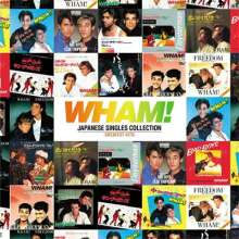 Wham!: Japanese Singles Collection: Greatest Hits (Blu-Spec CD2 + DVD), 1 CD und 1 DVD