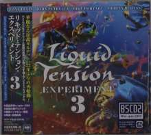 Liquid Tension Experiment: LTE 3 (Digipack) (Blu-Spec CD2), 2 CDs