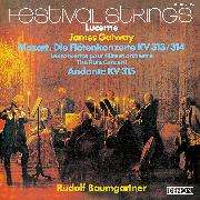 Wolfgang Amadeus Mozart (1756-1791): Flötenkonzerte Nr.1 & 2 (Ultra High Quality CD), CD