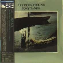 Tony Banks (geb. 1950): A Curious Feeling (BLU-SPEC CD) (Papersleeve), CD