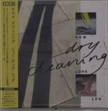 Dry Cleaning: New Long Leg (Digisleeve), CD