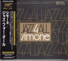 Jazz 4 All: Simone, XRCD