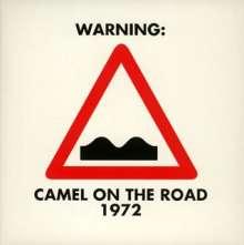 Camel: On The Road 1972 -Ltd-, CD