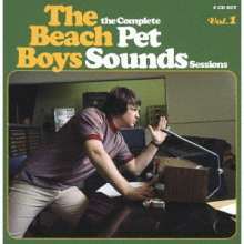 The Beach Boys: The Complete Pet Sounds Sessions Vol.1 (Papersleeves im Schuber), 4 CDs