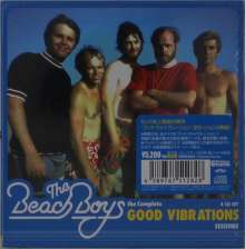 The Beach Boys: The Complete Good Vibrations Sessions (Papersleeves im Schuber), 4 CDs