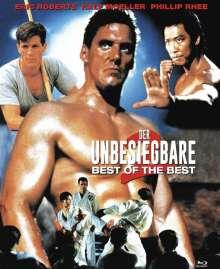 Der Unbesiegbare (Blu-ray), Blu-ray Disc