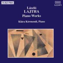 Laszlo Lajtha (1892-1963): Klavierwerke, CD