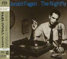 Donald Fagen: The Nightfly (Hybrid-SACD), Super Audio CD