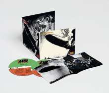 Led Zeppelin: Led Zeppelin (Deluxe Edition) (2014 Remaster) (Papersleeve), 2 CDs