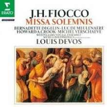 Joseph Hector Fiocco (1703-1741): Missa Solemnis, CD