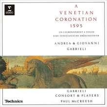 A Venetian Coronation 1595, CD