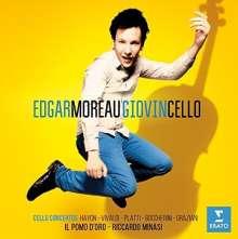 Edgar Moreau - Giovincello, CD