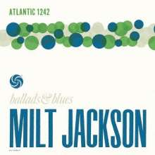 Milt Jackson (1923-1999): Ballads & Blues (SHM-CD), CD