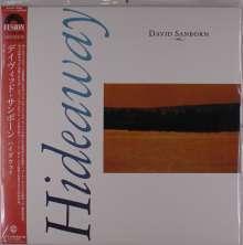David Sanborn (geb. 1945): Hideaway (Reissue) (180g) (Limited-Edition), LP